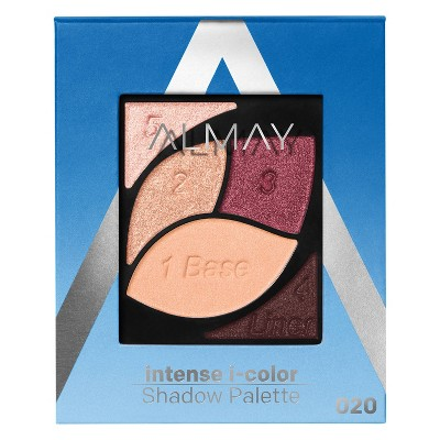 Almay Intense i-Color Shadow Palette - 0.1oz