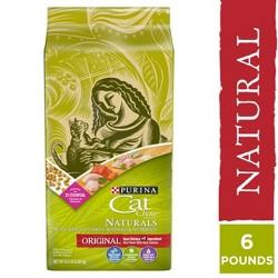 Purina® Cat Chow Naturals Original Plus Vitamins & Minerals Dry Cat Food
