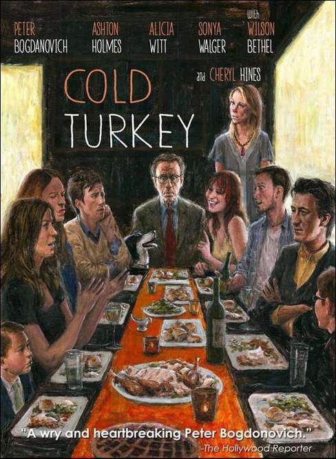 Cold turkey (DVD) - image 1 of 1