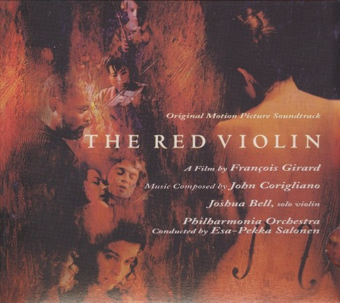 Joshua bell - Red violin (CD) - image 1 of 1