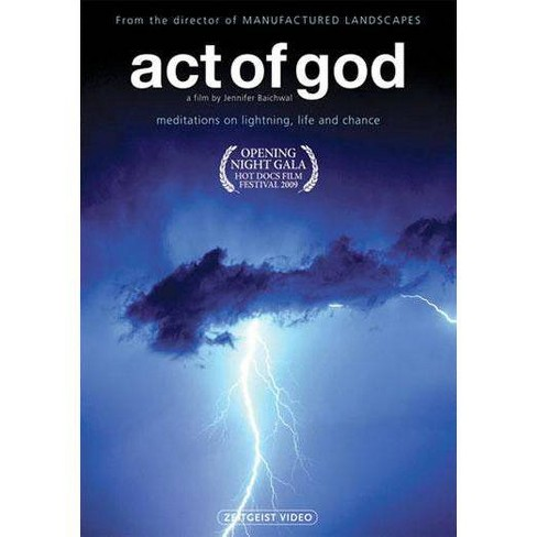Act of God (DVD) - image 1 of 1