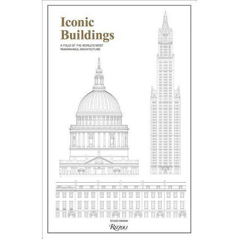 Iconic Buildings - by  Studio Esinam (Paperback) - image 1 of 1
