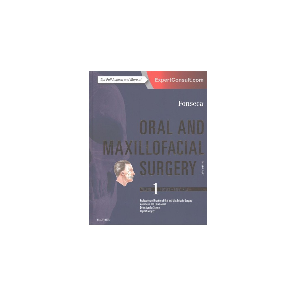 Oral and Maxillofacial Surgery (Hardcover) (Raymond J. Fonseca)