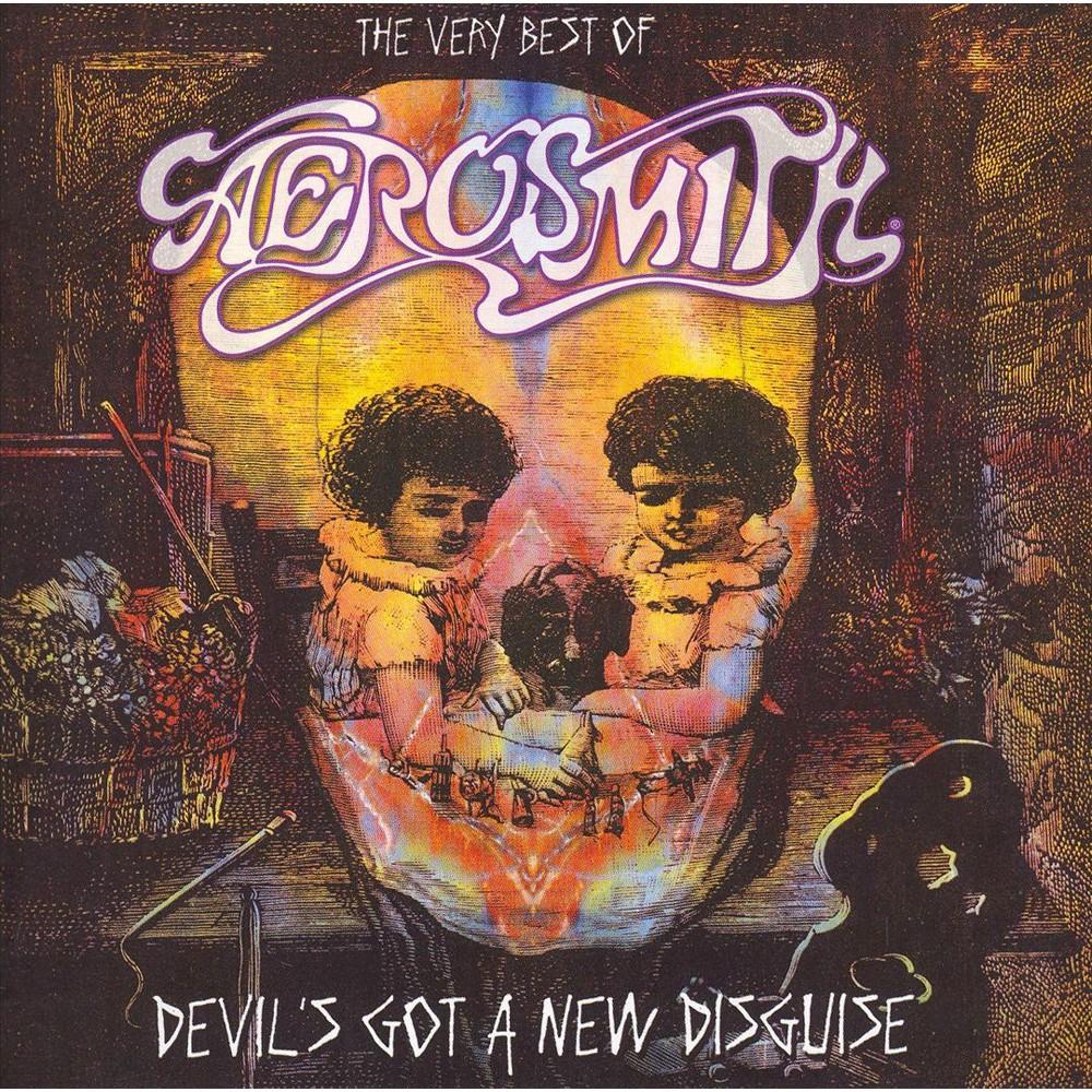 Aerosmith - Devil's Got a New Disguise: The Very Best of Aerosmith (CD)