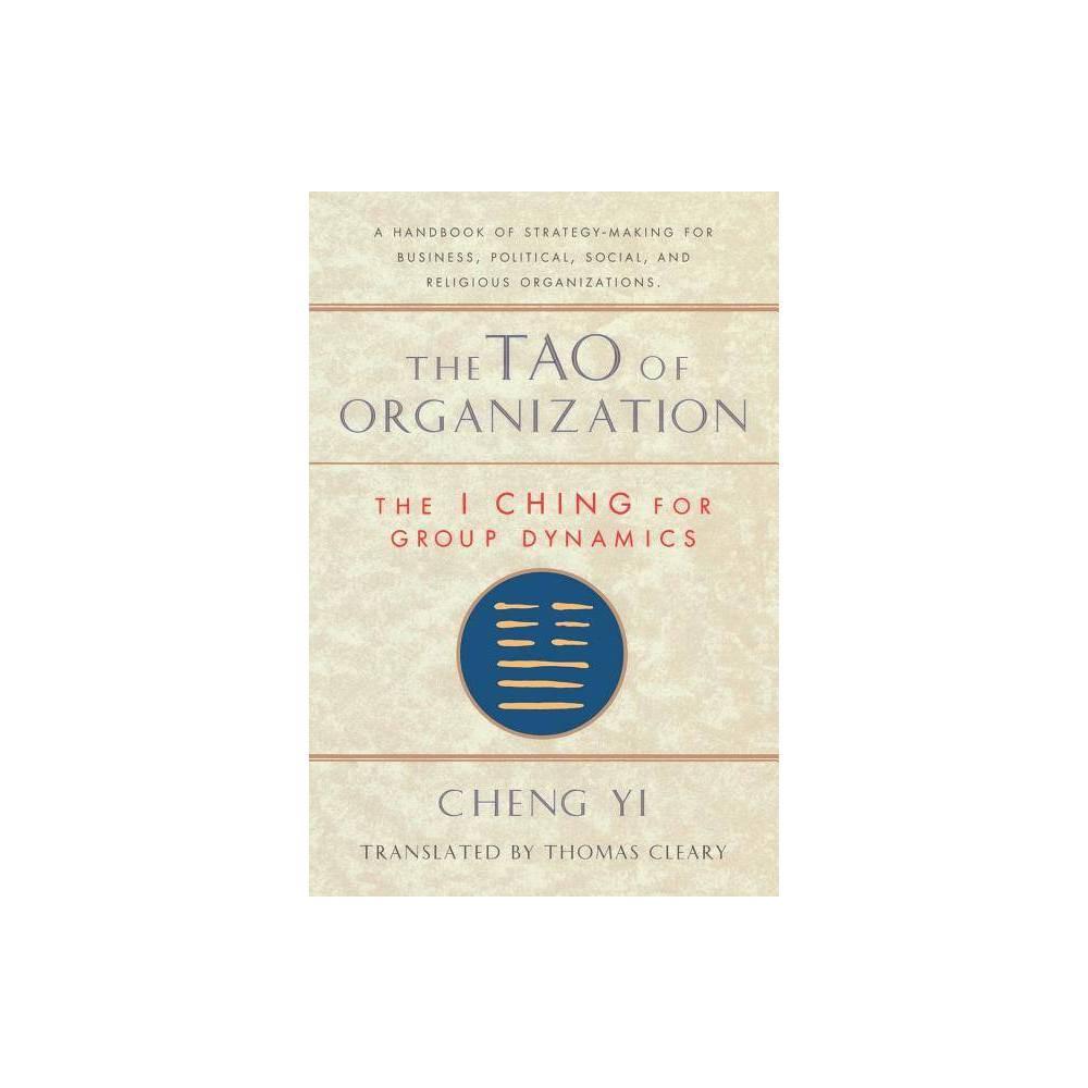 Tao Of Organization Shambhala Dragon Editions By Thomas Cleary Paperback
