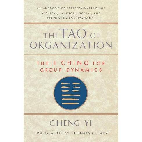 Tao of Organization - (Shambhala Dragon Editions) by  Thomas Cleary (Paperback) - image 1 of 1