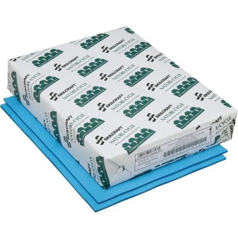 SKILCRAFT Neon Copy & Multipurpose Paper   Letter   8 1/2