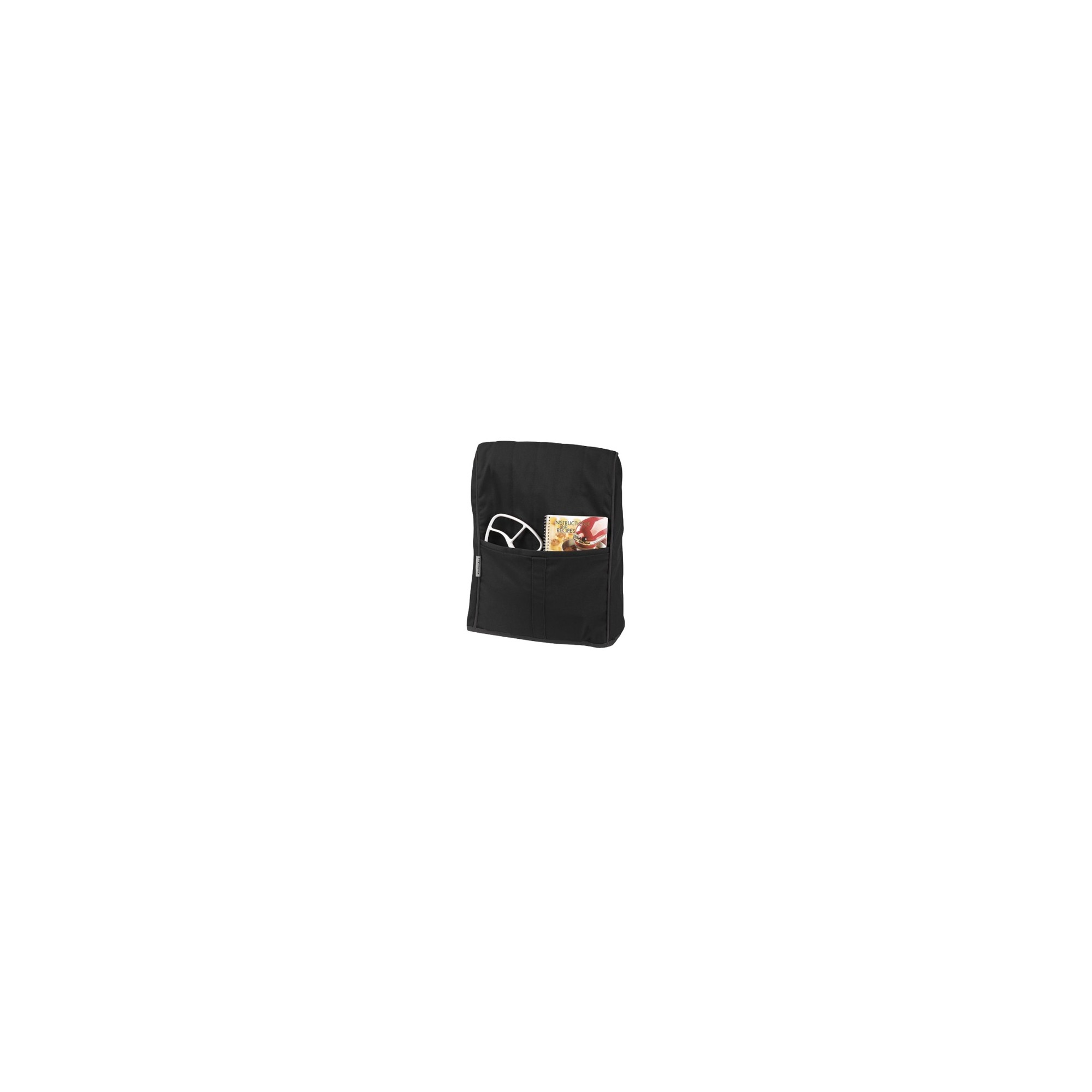KitchenAid Stand Mixer Cloth Cover - KMCC1, Black
