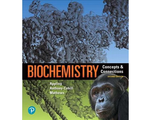 Biochemistry : Concepts and Connections -  (Hardcover) - image 1 of 1