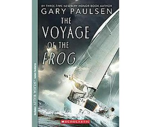 Voyage of the Frog (Reprint) (Paperback) (Gary Paulsen) - image 1 of 1