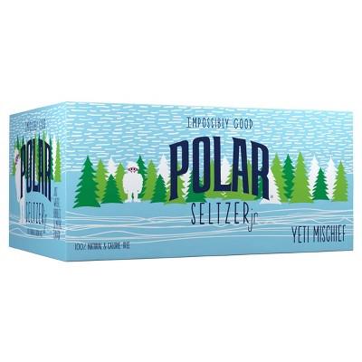 Sparkling Water: Polar Seltzer Jr.