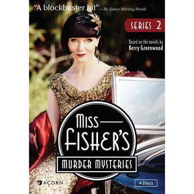 Miss Fisher's Murder Mysteries: Series 2 (DVD)