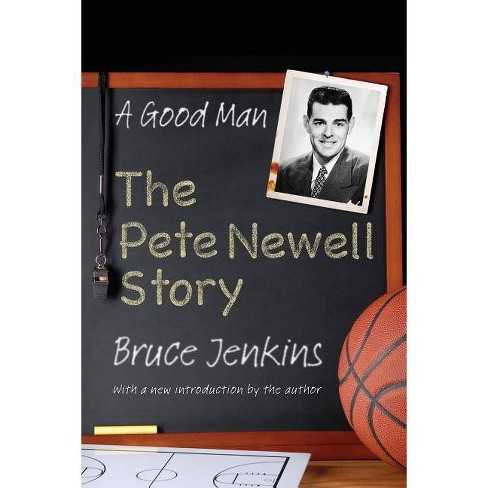 A Good Man - by  Bruce Jenkins (Paperback) - image 1 of 1