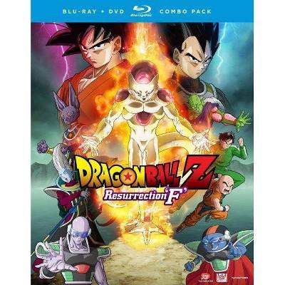 Dragon Ball Z: Resurrection 'F' (Blu-ray + DVD)