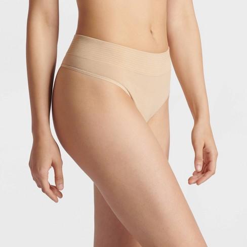 Jockey Generation™ Women's Natural Beauty Thong - image 1 of 3