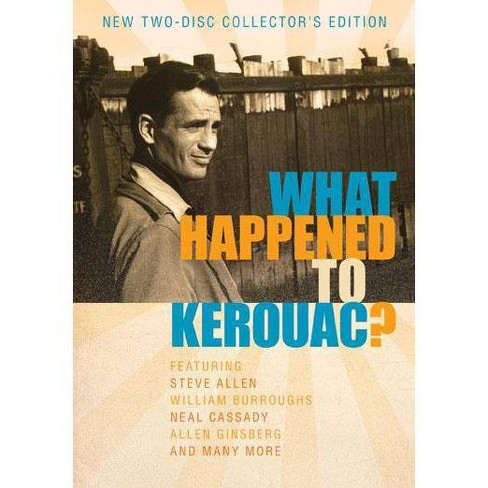 What Happened To Kerouac? (DVD) - image 1 of 1