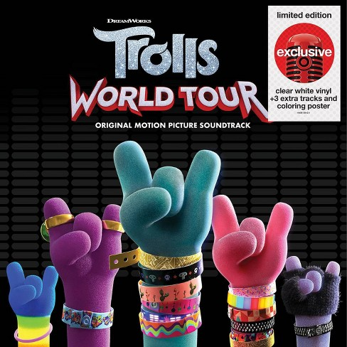 Various Artists - Trolls: World Tour (Target Exclusive, Vinyl) - image 1 of 2