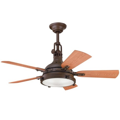 "Kichler Hatteras Bay Patio Hatteras Bay Patio 44"" Indoor / Outdoor Ceiling Fan - image 1 of 1"