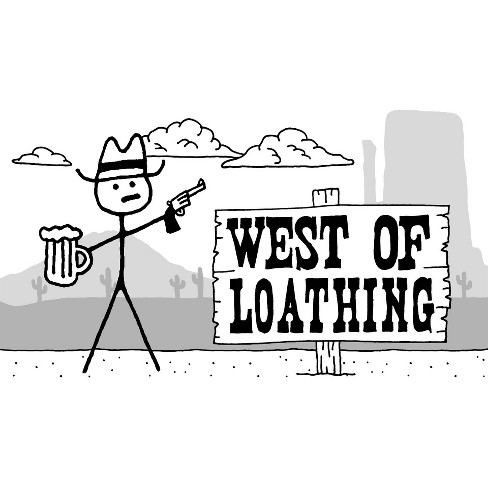 West of Loathing - Nintendo Switch (Digital)