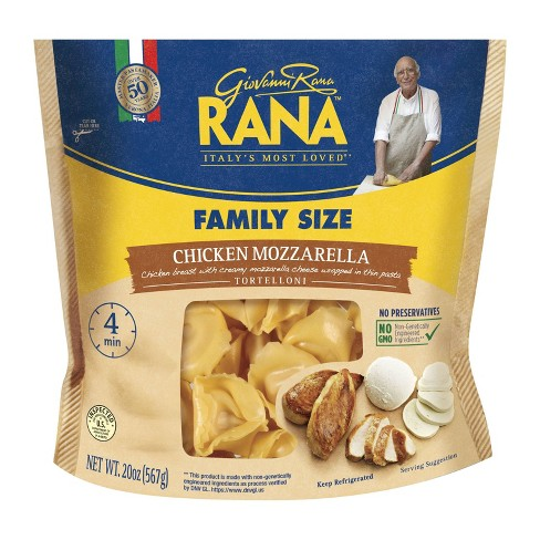 Rana Chicken Mozzarella Tortelloni - 20oz - image 1 of 1