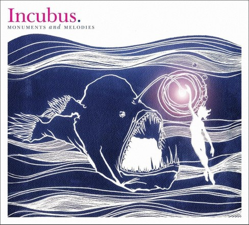 Incubus - Monuments & Melodies (CD) - image 1 of 4
