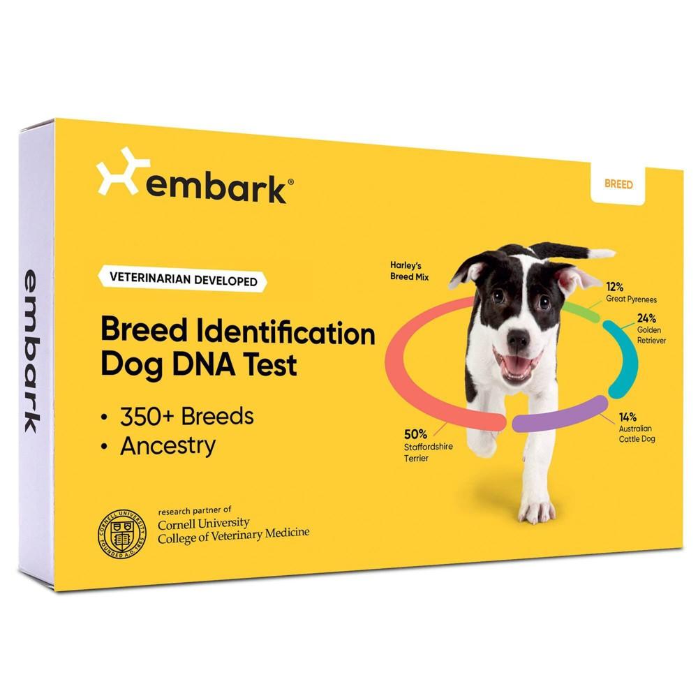 Embark Breed Identification Dog DNA Kit