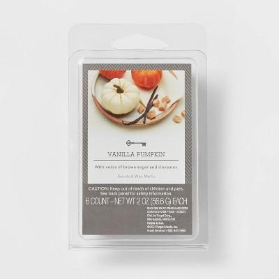 Vanilla Pumpkin Wax Melts - Threshold™