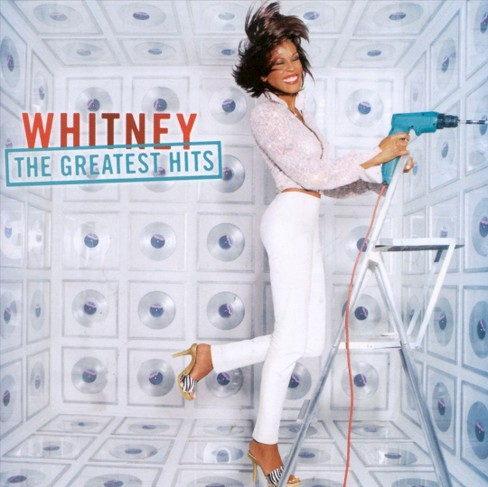 Whitney Houston - The Greatest Hits (CD) - image 1 of 2