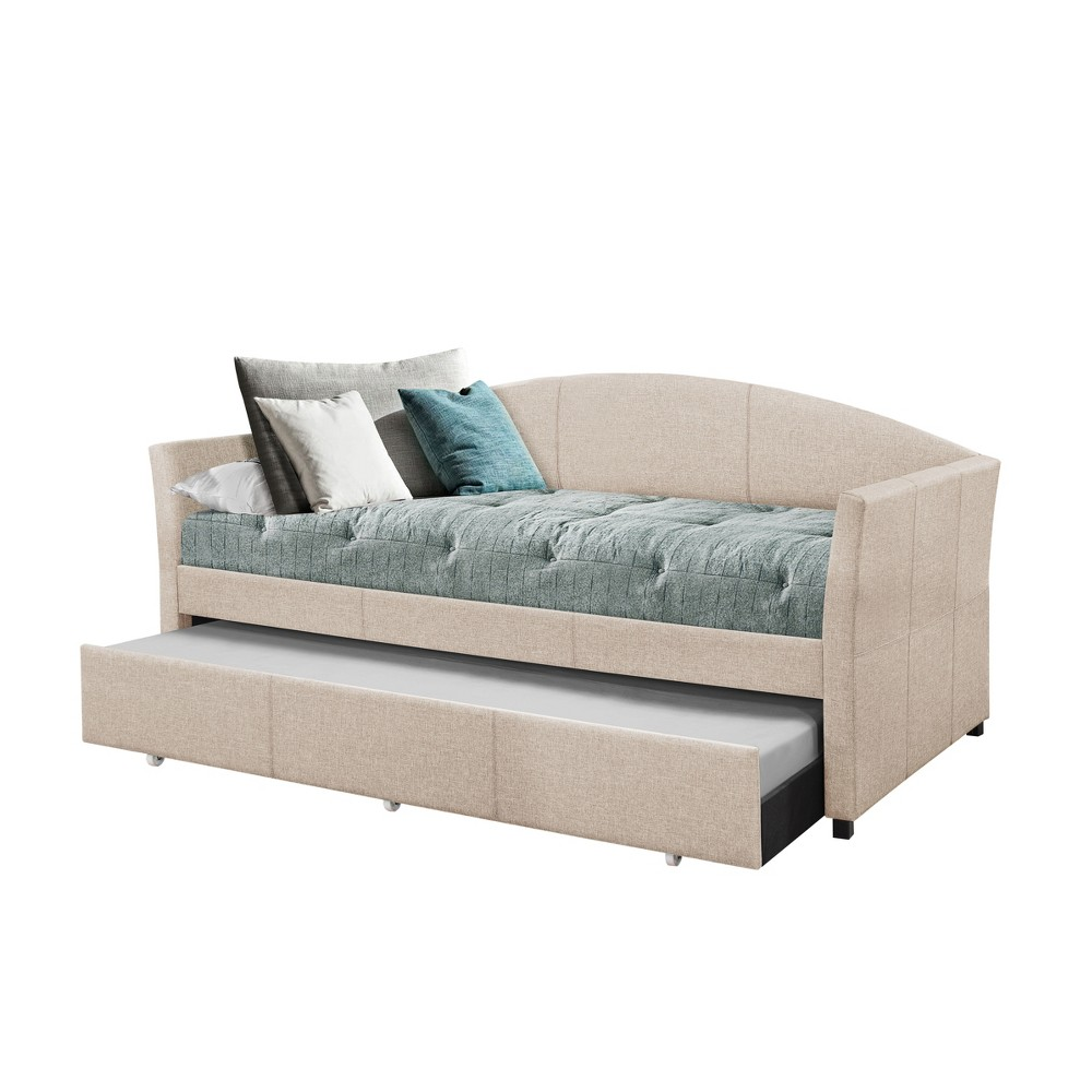 Westchester Daybed with Trundle Fog - Hillsdale Furniture