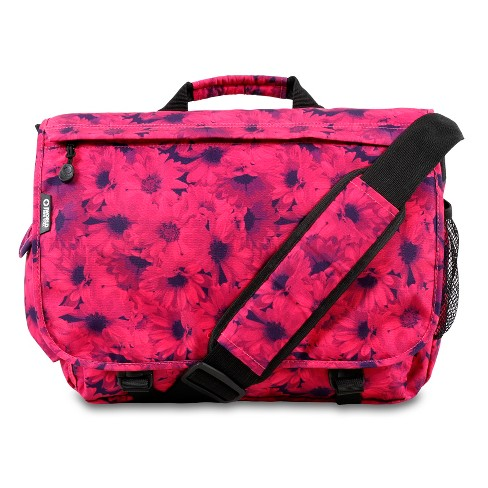 J World Thomas Laptop Messenger Bag - Bellis - image 1 of 6