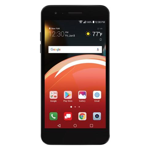 Verizon Prepaid LG Zone 4 (16 GB) - Blue - image 1 of 2