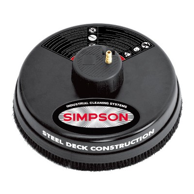 Simpson 80165 15 in. Surface Cleaner