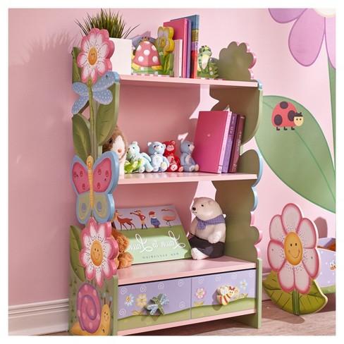 Magic Garden Bookshelf
