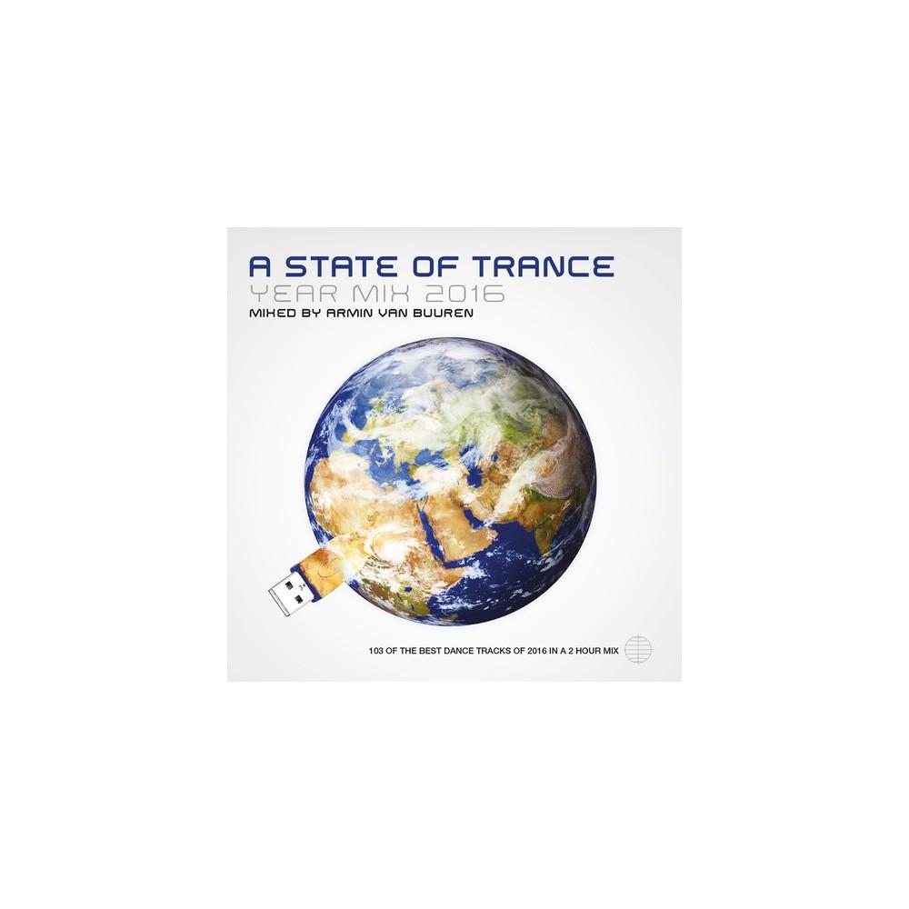 Armin Van Buuren - State of Trance Year Mix 16 (CD)