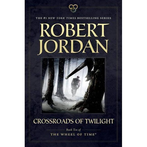 Crossroads of Twilight - (Wheel of Time) by  Robert Jordan (Paperback) - image 1 of 1