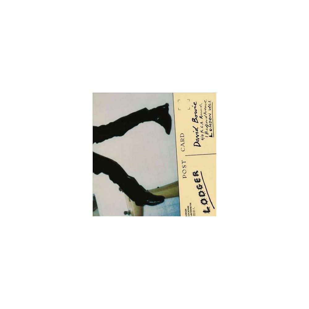 David Bowie Lodger Vinyl