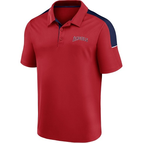 MLB Los Angeles Angels Men's Polo Shirt - image 1 of 3