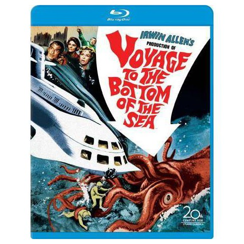 Voyage To The Bottom Of The Sea (Blu-ray) - image 1 of 1
