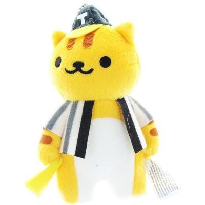 "Little Buddy LLC Neko Atsume: Kitty Collector 6"" Plush: Joe DiMeowgio"