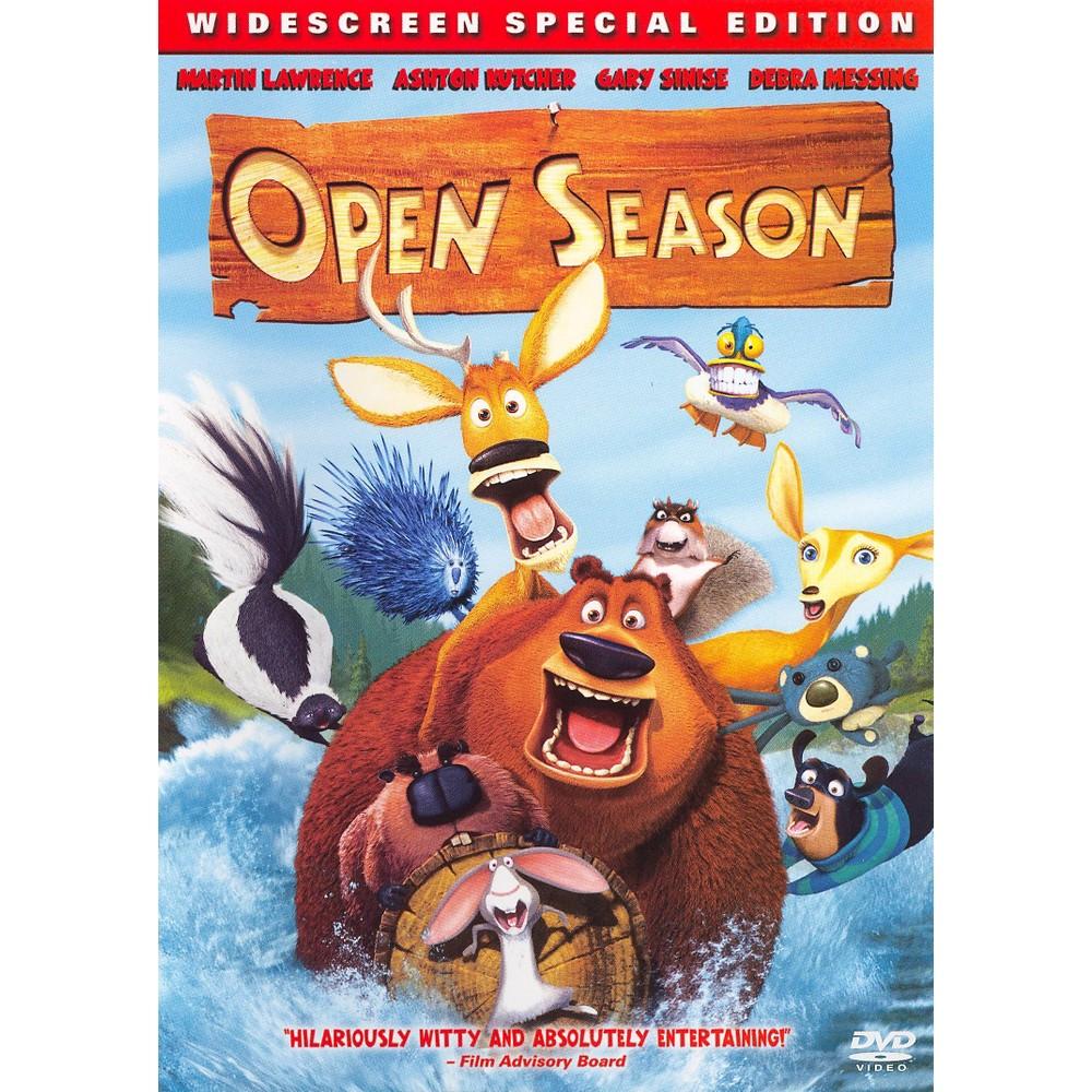 Open Season (WS) (Special Edition) (dvd_video)