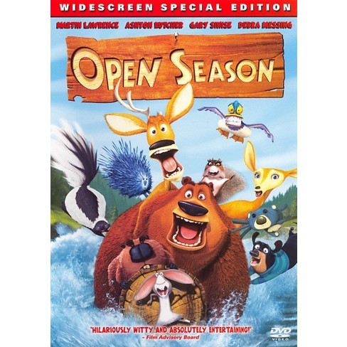 Open Season (WS) (Special Edition) (dvd_video) - image 1 of 1