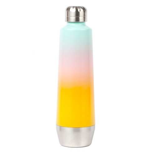 Stainless Steel Water Bottle 18oz - Light Ombre - image 1 of 1