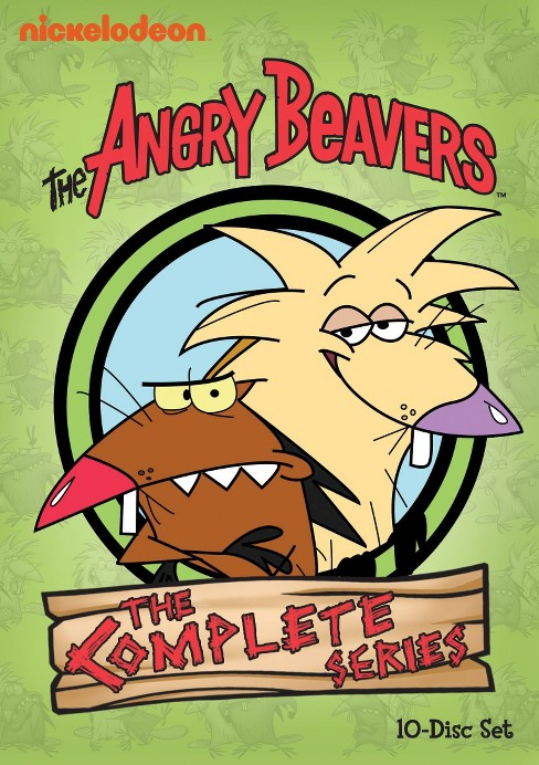 Angry beavers:Complete series (DVD) - image 1 of 1