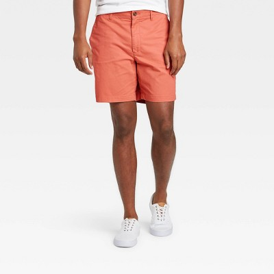 """Men's 7"""" Slim Fit Chino Shorts - Goodfellow & Co™ Beige"""