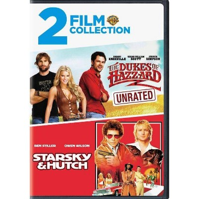The Dukes of Hazzard / Starsky & Hutch (DVD)(2008)