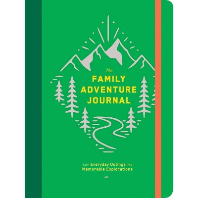 Lined Journal Family Adventure Green - Chronicle Books