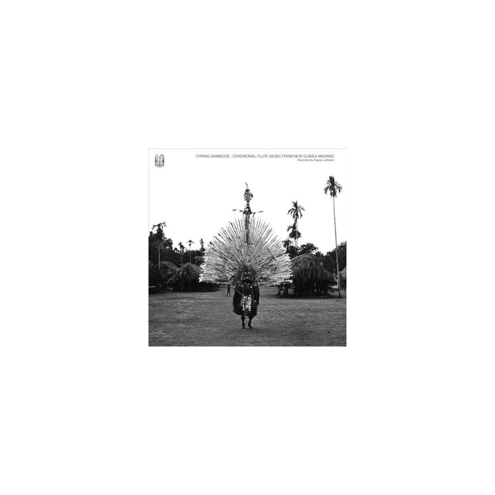 Ragnar Johnson - Crying Bamboos:Ceremonial Flute Music (CD)