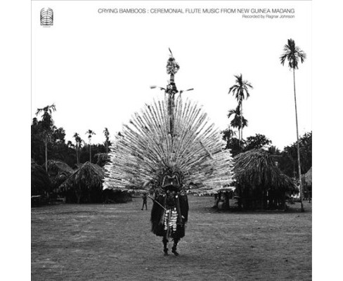 Ragnar Johnson - Crying Bamboos:Ceremonial Flute Music (CD) - image 1 of 1