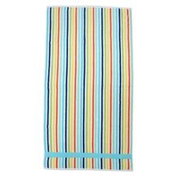 Striped Towel Molokai Blue - Pillowfort™