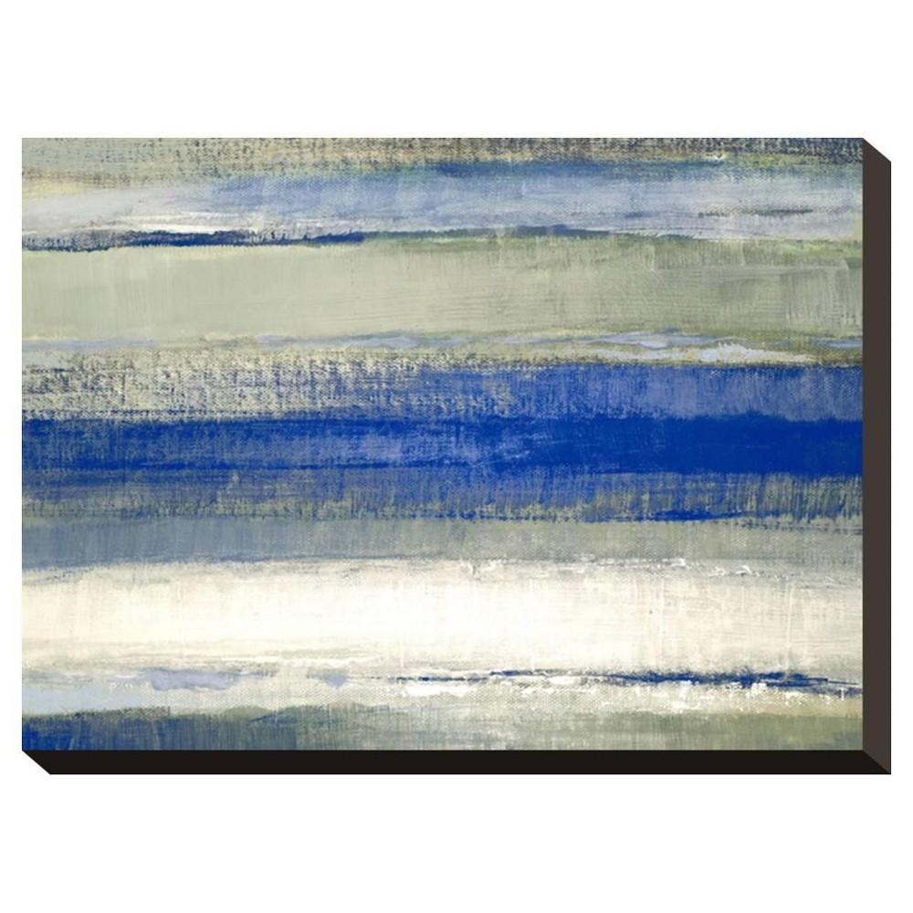 Unframed Wall Canvas Blue 21 X 16 X 2 - Art.com, Multicolored